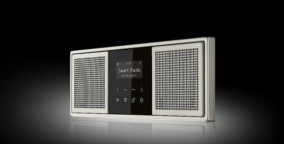 smart radio. Black Bedroom Furniture Sets. Home Design Ideas